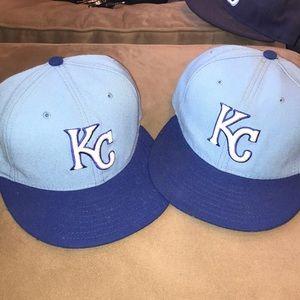 Kansas City Royals Size 7 1/8